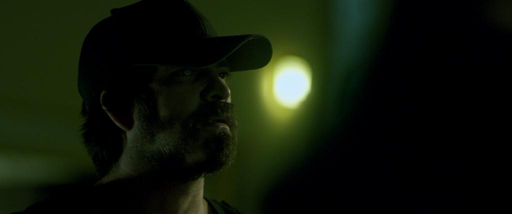 Miguel Estrada as 'El Zombie' Until They Bury Us All
