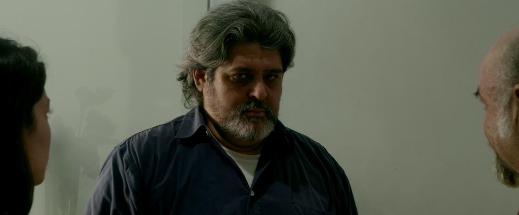 Arturo Diaz de Sandy as 'El Cannibal' in Until They Bury Us All Movie Still